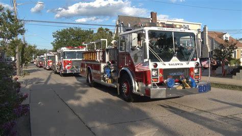 nassau countyny  battalion firemans parade