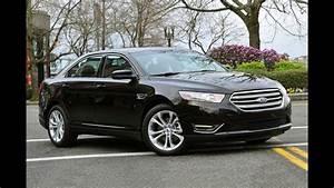 Ford Taurus 2018 Car Review - YouTube  Taurus