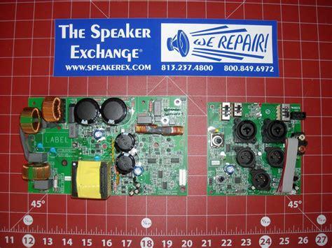 Qsc Kw122 Main Amp Pcb Wp-212210-00