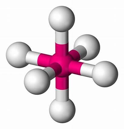 Octahedral Molecular Geometry Geometria