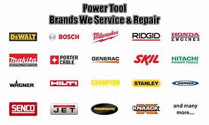 Tool Power Repair Brands Electrical Repairs Graphic