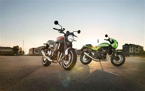 wallpapers kawasaki z900rs 4k superbikes 2018