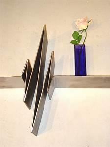 étagères Murales Design : etagere design murale ~ Teatrodelosmanantiales.com Idées de Décoration