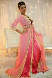 Robe De Mariage Marocaine : caftan robe mariage caftan marocain de luxe pour mari e caftan marocain boutique ~ Preciouscoupons.com Idées de Décoration