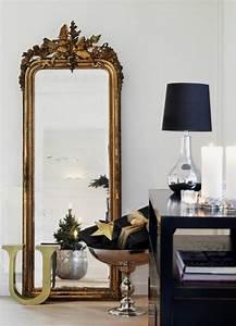 Miroir Mural Design Grande Taille : affordable with grand miroir salon design with miroir mural design grande taille ~ Teatrodelosmanantiales.com Idées de Décoration
