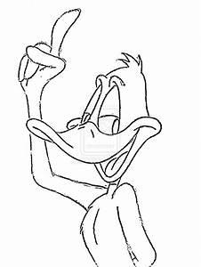 Daffy Duck by JIMENOPOLIX on DeviantArt