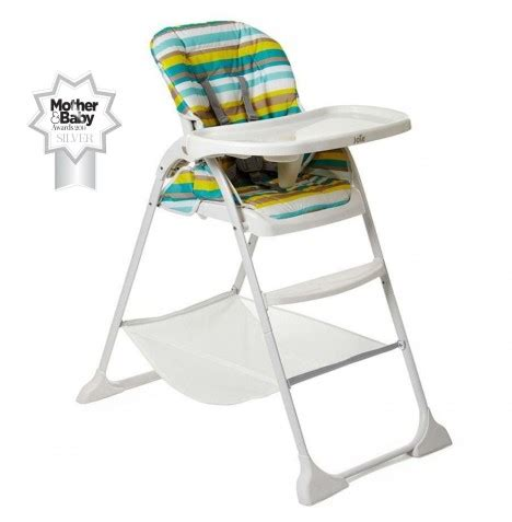 joie mimzy snacker new joie stripe mimzy snacker highchair lightweight reclining folding high chair ebay