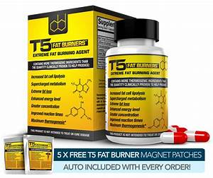 T5 Fat Burners Capsules Strongest Legal Slimming Diet Weight Loss Pills
