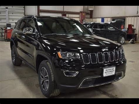 sj  jeep grand cherokee limited  youtube