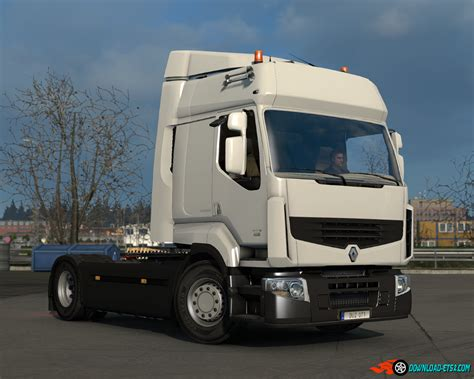 renault trucks renault premium v 1 1 187 download ets 2 mods truck mods