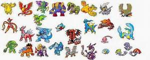 all shiny pokemon picture