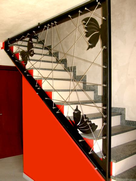 Ringhiera Design by La Metal Design Ringhiere Inox