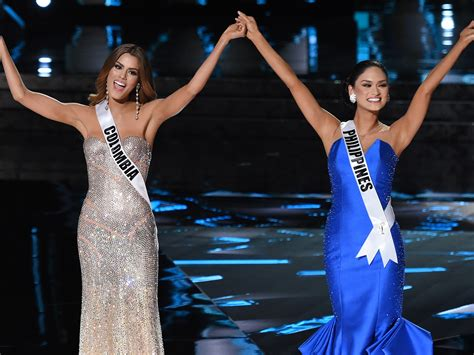The Evolution Of Miss Universe Winners Body Types From To Now Business Insider