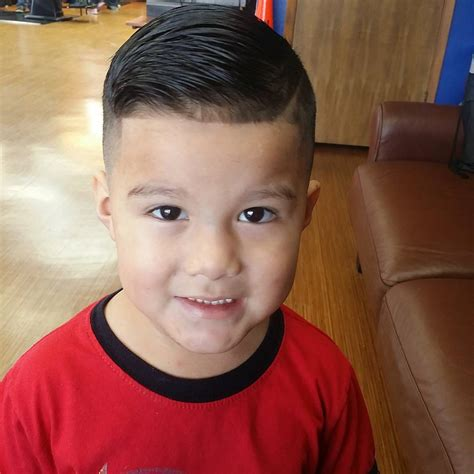 Boys Haircuts 14 Cool Hairstyles For Boys With Short Or