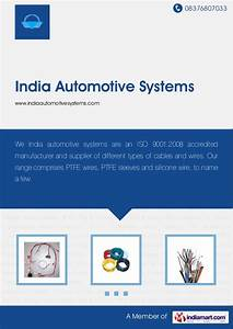 Wire Harness Assembly By India Automotive