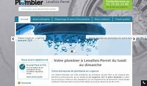 Plombier Levallois Perret : plombier adresse et avis sur le bottin ~ Premium-room.com Idées de Décoration