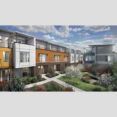 Row Houses At Jefferson Park « Denverinfill Blog
