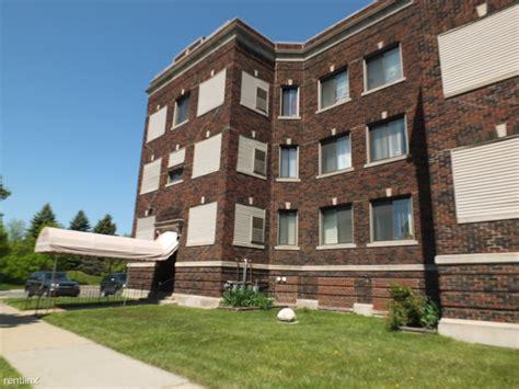 2297 W Euclid St, Detroit, Mi 48206  2 Bedroom Apartment