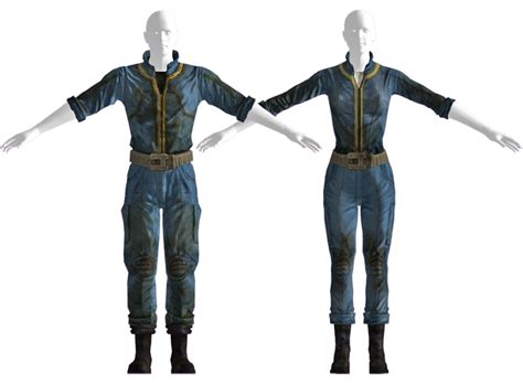 vault 101 jumpsuit costume fallout 3 armor and clothing fallout wiki fallout and