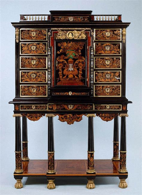 cabinet by boulle andr charles