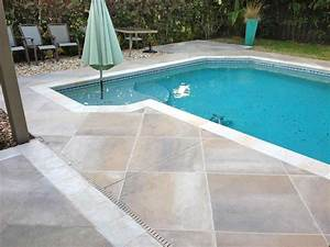 emejing concrete pool designs ideas images interior With pool deck ideas made from concrete