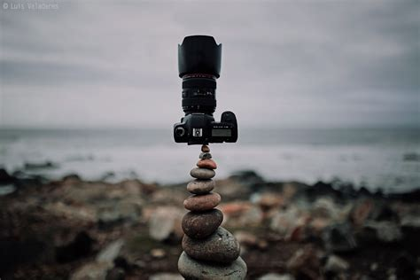 Photography, Nature, Symmetry, Rocks, Camera, Clouds