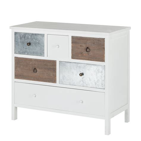 kommode shabby s chic used look front kaufen home24