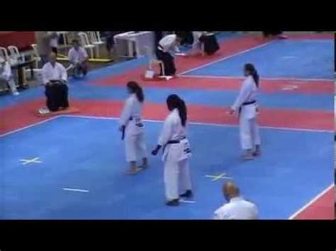 Campeonato mundial de Karate-Do 2010 no Brasil - Equipe ...