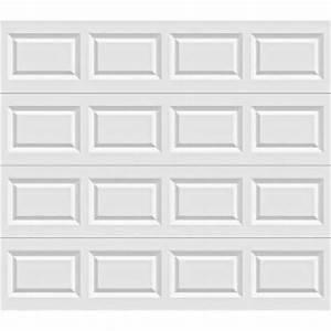 clopay value plus series 9 ft x 7 ft 63 r value With 9 x 7 insulated garage door prices