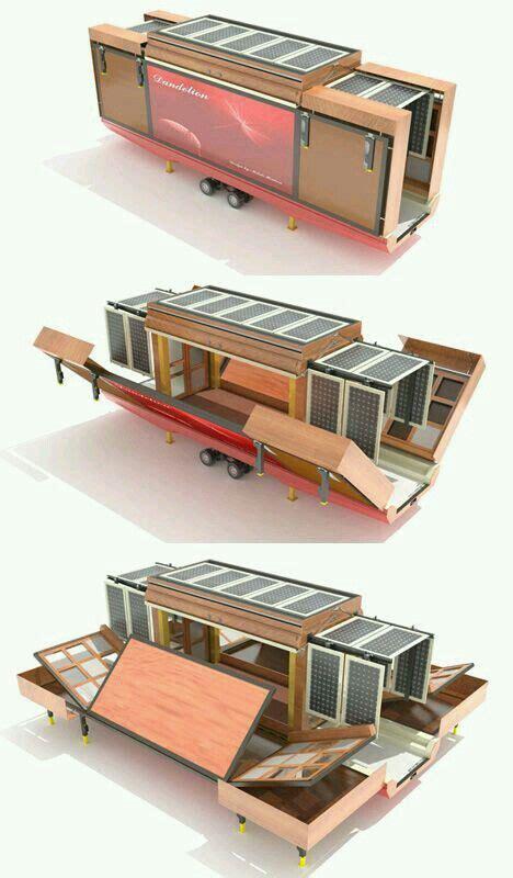 mobiele woning 8 beste afbeeldingen van mobiele woning kleine huizen