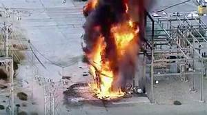 LA plant explosion sparks widespread power outages (VIDEOS ...