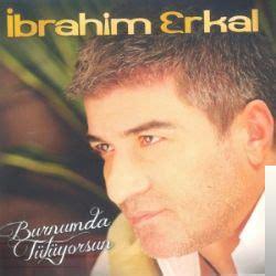 İbrahim Erkal Burnumda Tütüyorsun Mp3 İndir Müzik Dinle