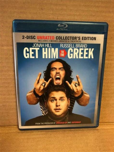 Watch hd movies online for free and download the latest movies. Get Him to the Greek (Blu-ray Disc, 2010, 2-Disc Set ...