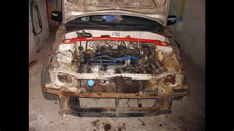 rally car  build toyota starlet ep youtube