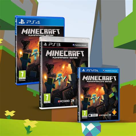 Minecraft PS3 Edition Lands on Blu-ray May 16, Soon on PS4 ...