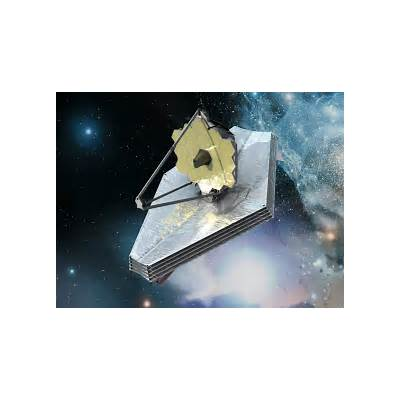 James Webb Space Telescope (artist's impression)ESA/Hubble