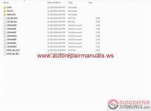 Mitsubishi Caps Truck Spare Parts Catalog 10 2007