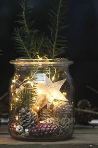 Weckgläser Weihnachtlich Dekorieren : zauberhafte weihnachtsstimmung auf dem balkon mit ~ Watch28wear.com Haus und Dekorationen