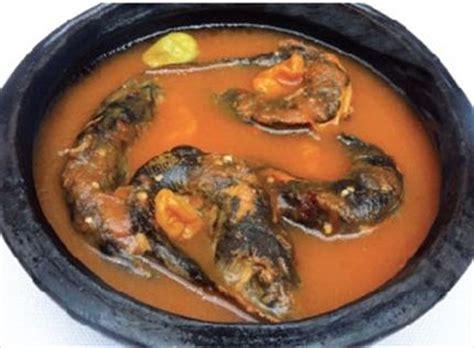soupe de machoirons abidjan cuisine cuisine