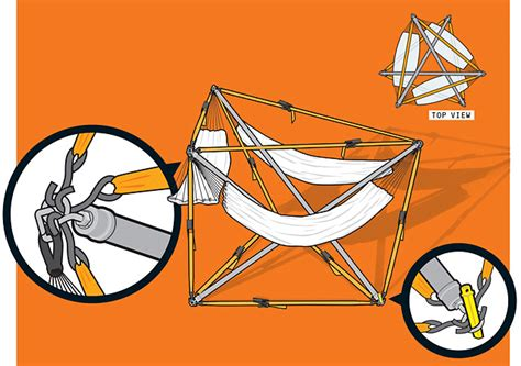 3 Person Hammock by How To Build A Three Person Hammock