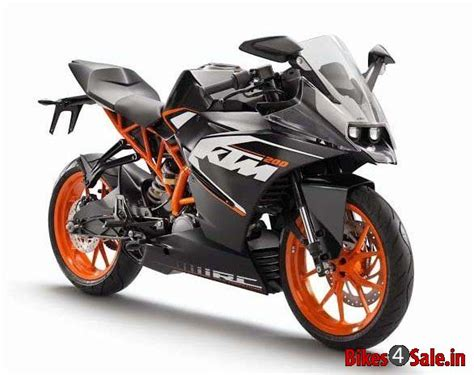 Ktm Rc 200 Picture by Ktm Rc 200 Motorcycle Picture Gallery Bikes4sale