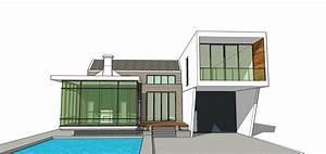House model sketchup - House best design