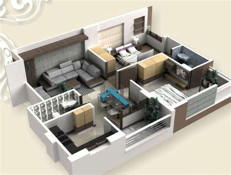 tapis chambre à coucher le plan maison d 39 un appartement une pièce 50 idées