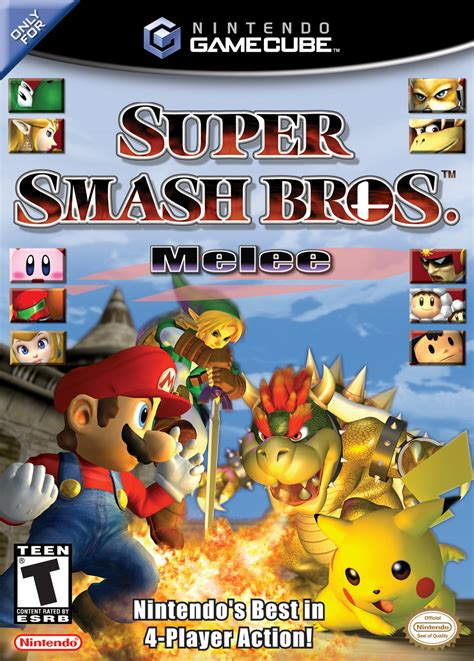 Super Smash Bros Melee Zeldapedia Fandom Powered By Wikia