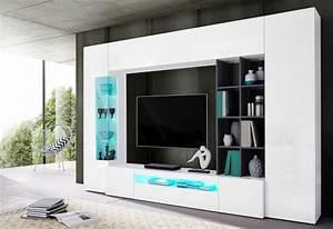 Tecnos Wohnwand 5 Tlg Online Kaufen OTTO
