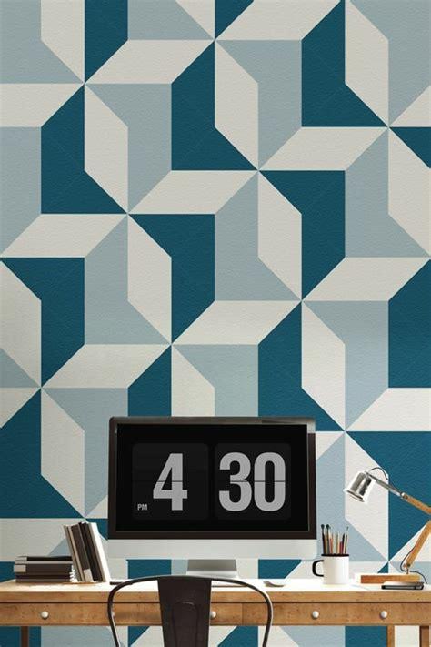 bureau peint papier peint effet mur meilleures images d 39 inspiration