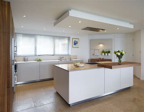 kitchen island extractor fan the drop ceiling creates a flush fit extractor above the