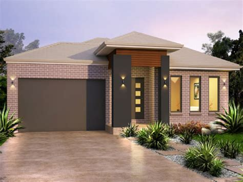 facades  homes single story house designs colonial home