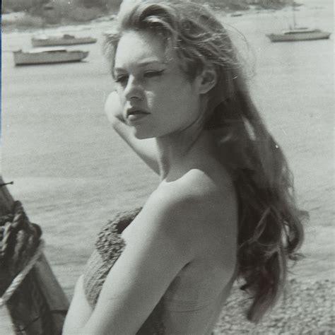 francoise dorleac st tropez patrick bertrand brigitte bardot saint tropez 1960