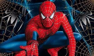 7x5FT Classic Amazing Spiderman Spider Man Web Spotlight ...
